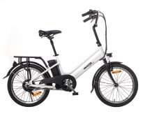 Maxxter CITY LITE (white)