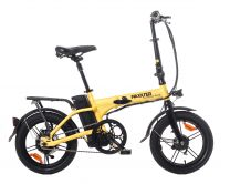Maxxter URBAN PLUS (yellow-black)