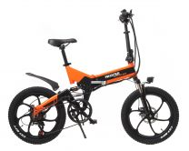 Maxxter RUFFER MAX (black-orange)